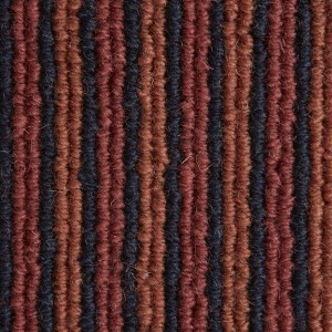 Kersaint Cobb Wool Beach Hut Stripe Carpet